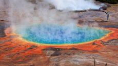 yellowstone supervolcano